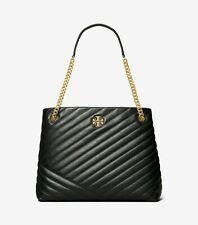 Tory Burch KIRA Tote Bag Purse - Brand New - BLACK
