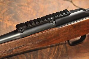 Blaser R93, R8, LRS 2, K95, S2 Picatinny Rail CANTED/TILTED at 20MOA