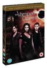 The Vampire Diaries - Season 6 DVD 22 Episodes on 5 Discs Reg 2