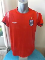 ENGLAND LIONESSES Football Shirt Soccer Jersey 2004/06 Trikot Camiseta Maillot