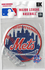 New York Mets MLB Licensed Patch FASTEST FREE SHIPPING Support the RED CROSS