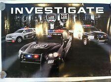 2013 24x36inch Dodge Ram Law Enforcement POLICE VEHICLE POSTER (Bundle Discount)