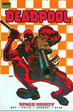 Deadpool Vol 7: Space Oddity by Daniel Way 2011 Hc Marvel Comics Oop