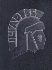 Newman Smith High School Carrollton Texas 1985 HS Yearbook Annual