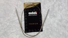 Addi Turbo Metal Circular Knitting Needles 6.00mm x 40cm