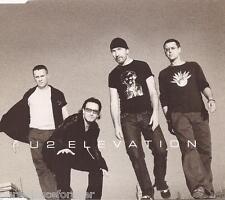 U2 - Elevation (UK 3 Track CD Single Pt 1)