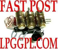 LPG autogas SGI Injectors AFC 003 rail of 3, magic jet