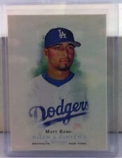2006 ALLEN GINTER #NCC8 MATT KEMP NATIONAL PROMO LOS ANGELES DODGERS