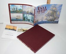 THE TALL SHIP IN ART *SIGNED MARK R MYERS* Roy Cross, Derek Gardner, John Groves