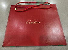 Cartier Shopping Bag New Large