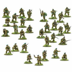 Bolt Action: British & Inter-Allied Commandos