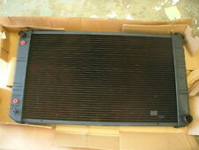 New Vintage 1987 Gm Lesabre Delta 88 Bonneville 3.8L V6 Brass & Copper Radiator