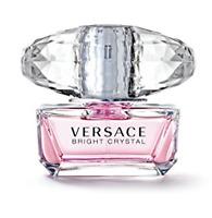 Versace Bright Crystal  For Women Eau De Toilette EDT Splash .17oz/5ml
