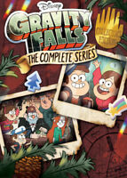 Gravity Falls: The Complete Series [New DVD] Collector's Ed, Dubbed, Widescree