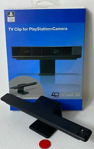 4Gamers Playstation 4 Kamera TV Clip| Halterung | gebraucht in OVP
