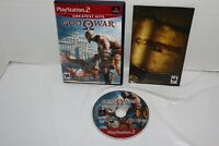 "God of War (PlayStation 2, 2006) PS2 Game ""Greatest Hits"" CIB Complete"