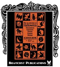 1926 Dennison's Bogie Book (Dennisons Vintage Halloween Costumes Party Ideas)