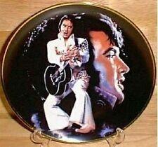 Elvis The King  Plate Retired
