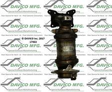 Catalytic Converter-Exact-Fit Front Davico Exc CA fits 12-14 Honda CR-V 2.4L-L4