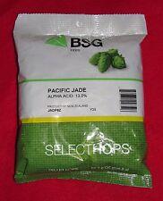 HOPS HOP PELLETS  8 OZ PACIFIC JADE NITROGEN FACTORY PACK HOME BEER BREWING