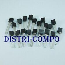 2N3904 Transistor NPN TO-92 40V 200mA Diotec RoHS Lot de 50