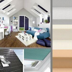 Faltstore Rollo_Plissee_Jalousie für ROTO  Designo Dachfenster_Typ R4_K + R7_K