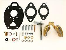 Massey Ferguson Marvel Schebler Carburetor Kit w Shaft & Float 65, 165, 175, 180