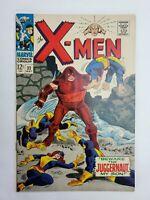 X-Men #32 Marvel Comics 1967 3rd App. Juggernaut