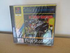 Juez Dredd Nuevo Sellado Original Zoo Classics Sony PS1 Pal