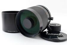 [Excellent+++] Tamron SP 500mm F8 55BB Tele Macro BBAR MC Lens For Nikon #138