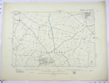 1888 OS 6 inches to a mile Map of Warwickshire – Willoughby XXXVNE