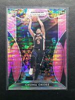 2019-20 Prizm Draft Picks Chuma Okeke RC, Rookie Card Pink Pulsar, Magic