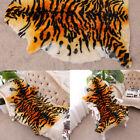 Genuine Sheepskin Rug Soft Real Fur Bedroom Sofa Carpet Animal Tiger Leopard New