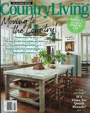 Country Living January-February 2021 Moving to the Country