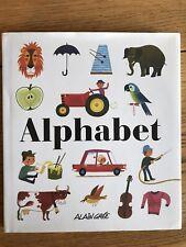 Alphabet by Alain Gree (Hardback, 2015), Very Good Condition