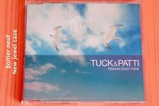 Tuck & Patti – Heaven Down Here Wondeful world - 3 T - Boitier neuf  - CD promo