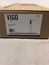 Vigo VGSD001CH Kitchen Soap Dispenser - Chrome