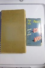 Command the Morning by Pearl S Buck ADVANCE PROOFS GALLEYS 1959 John Day