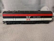 AHM #7026 HO Scale New Haven Fairbanks Morse Dummy Unit Locomotive Rivarossi