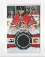 2015-16 Upper Deck Game Jerseys Jonas Hiller JERSEY Flames