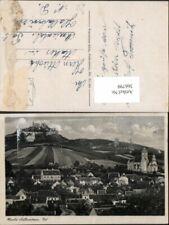 366799,Markt Falkenstein Teilansicht Kirche m. Burg