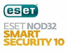 Antivirus Eset Smart Security Nod 32 V 10 1PC/620 Days Multilingual Global Key