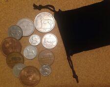Ireland - Bag of 12 Irish Coins Half Penny To Half Crown