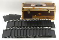 In the case Cut Film Holder 4×5 30 pieces from japan #1431