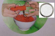 Vegetables Ring Sieve Grater String Slicer Cutter For Boiled