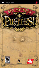 Sid Meier''s Pirates PSP New sony_psp