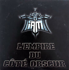 IAM CD Single L'Empire Du Côté Obscur - France (EX/M)