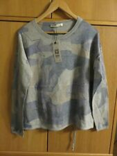 OUI Jumper - Style 66274/Colour 545 - Size UK 12 - Cotton - NEW + Tags RRP £119
