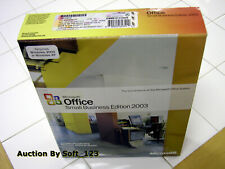Microsoft Office 2003 Small Business Edition SBE For 2 PCs Full Retail =RETAIL=