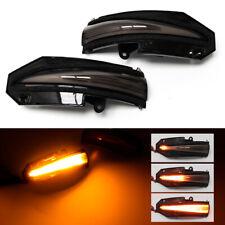For Toyota 4RUNNER RAV4 Highlander XU50 15+ Dynamic LED Mirror Turn Signal Light